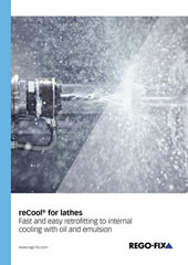 reCool for lathes